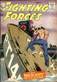 Cover Thumbnail for Our Fighting Forces (DC, 1954 series) #34