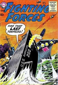Cover Thumbnail for Our Fighting Forces (DC, 1954 series) #39