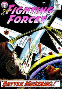 Cover Thumbnail for Our Fighting Forces (DC, 1954 series) #41