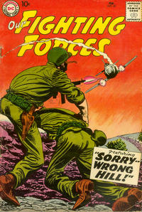 Cover Thumbnail for Our Fighting Forces (DC, 1954 series) #42