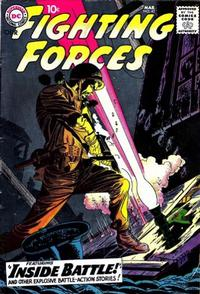 Cover Thumbnail for Our Fighting Forces (DC, 1954 series) #43