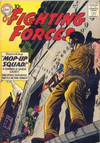 Cover Thumbnail for Our Fighting Forces (DC, 1954 series) #45