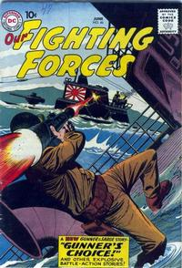 Cover Thumbnail for Our Fighting Forces (DC, 1954 series) #46