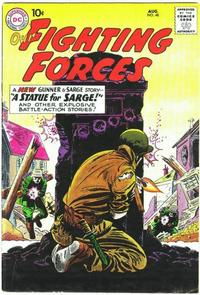 Cover Thumbnail for Our Fighting Forces (DC, 1954 series) #48
