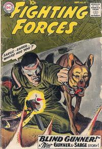 Cover Thumbnail for Our Fighting Forces (DC, 1954 series) #49