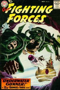 Cover Thumbnail for Our Fighting Forces (DC, 1954 series) #51