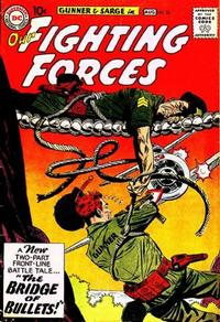 Cover Thumbnail for Our Fighting Forces (DC, 1954 series) #56
