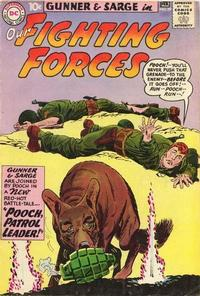 Cover Thumbnail for Our Fighting Forces (DC, 1954 series) #59