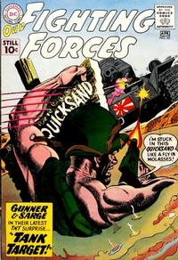 Cover Thumbnail for Our Fighting Forces (DC, 1954 series) #60