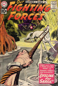 Cover Thumbnail for Our Fighting Forces (DC, 1954 series) #64