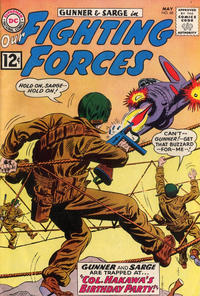 Cover Thumbnail for Our Fighting Forces (DC, 1954 series) #68