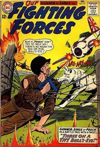 Cover Thumbnail for Our Fighting Forces (DC, 1954 series) #74
