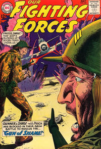 Cover Thumbnail for Our Fighting Forces (DC, 1954 series) #84