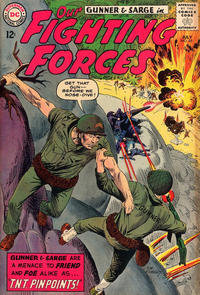 Cover Thumbnail for Our Fighting Forces (DC, 1954 series) #85