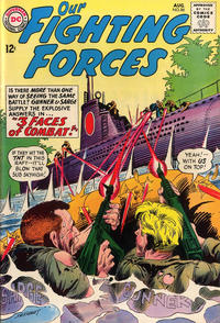 Cover Thumbnail for Our Fighting Forces (DC, 1954 series) #86