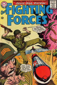Cover Thumbnail for Our Fighting Forces (DC, 1954 series) #88