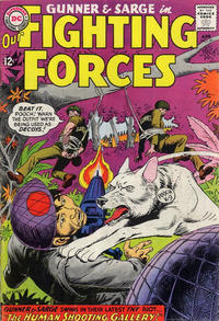 Cover Thumbnail for Our Fighting Forces (DC, 1954 series) #91