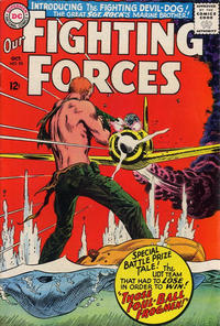 Cover Thumbnail for Our Fighting Forces (DC, 1954 series) #95