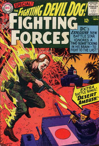 Cover Thumbnail for Our Fighting Forces (DC, 1954 series) #96