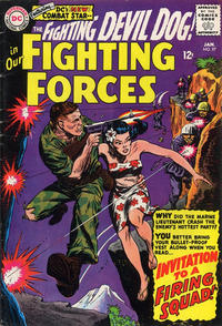 Cover Thumbnail for Our Fighting Forces (DC, 1954 series) #97