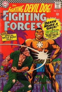 Cover Thumbnail for Our Fighting Forces (DC, 1954 series) #98