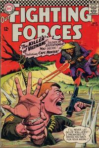 Cover Thumbnail for Our Fighting Forces (DC, 1954 series) #101
