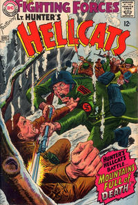 Cover Thumbnail for Our Fighting Forces (DC, 1954 series) #110