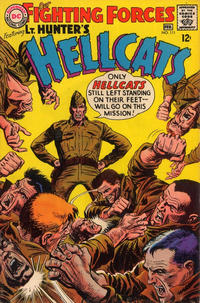 Cover Thumbnail for Our Fighting Forces (DC, 1954 series) #111