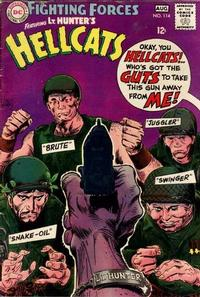 Cover Thumbnail for Our Fighting Forces (DC, 1954 series) #114