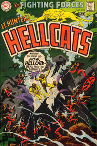 Cover Thumbnail for Our Fighting Forces (DC, 1954 series) #118