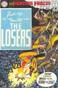 Cover Thumbnail for Our Fighting Forces (DC, 1954 series) #123