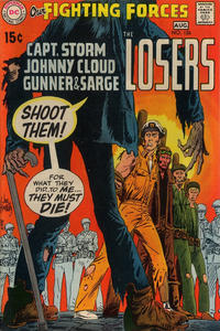 Cover Thumbnail for Our Fighting Forces (DC, 1954 series) #126
