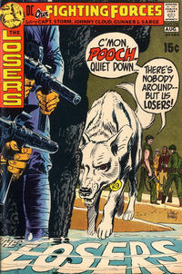 Cover Thumbnail for Our Fighting Forces (DC, 1954 series) #132