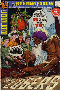 Cover Thumbnail for Our Fighting Forces (DC, 1954 series) #133