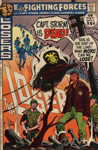 Cover Thumbnail for Our Fighting Forces (DC, 1954 series) #135