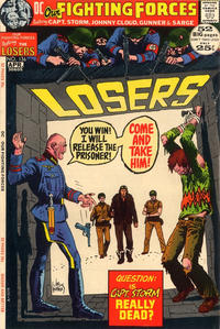 Cover Thumbnail for Our Fighting Forces (DC, 1954 series) #136