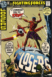 Cover Thumbnail for Our Fighting Forces (DC, 1954 series) #137