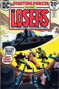 Cover Thumbnail for Our Fighting Forces (DC, 1954 series) #146