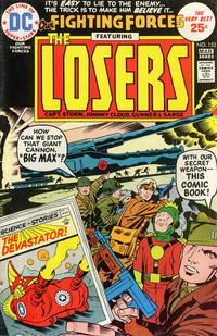Cover Thumbnail for Our Fighting Forces (DC, 1954 series) #153