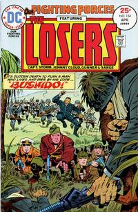 Cover Thumbnail for Our Fighting Forces (DC, 1954 series) #154