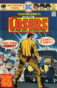 Cover Thumbnail for Our Fighting Forces (DC, 1954 series) #158