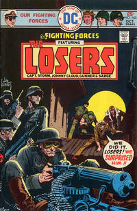 Cover Thumbnail for Our Fighting Forces (DC, 1954 series) #160