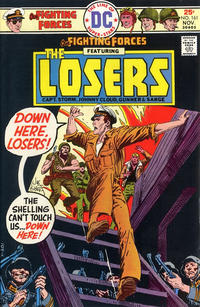 Cover Thumbnail for Our Fighting Forces (DC, 1954 series) #161