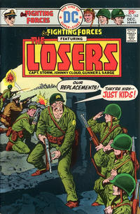 Cover Thumbnail for Our Fighting Forces (DC, 1954 series) #162