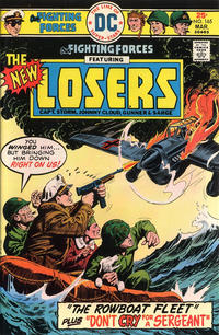 Cover Thumbnail for Our Fighting Forces (DC, 1954 series) #165