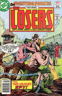 Cover Thumbnail for Our Fighting Forces (DC, 1954 series) #172