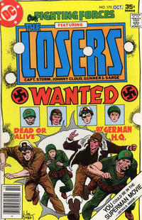 Cover Thumbnail for Our Fighting Forces (DC, 1954 series) #175