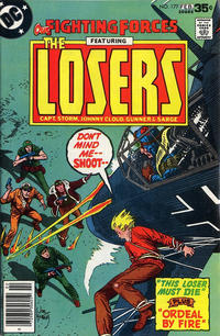 Cover Thumbnail for Our Fighting Forces (DC, 1954 series) #177