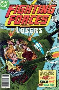Cover Thumbnail for Our Fighting Forces (DC, 1954 series) #180
