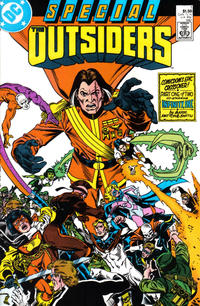 Cover Thumbnail for The Outsiders Special (DC, 1987 series) #1